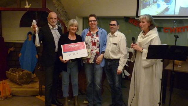 Kalinovka speelgoed actie SOVAK 2018 cheque