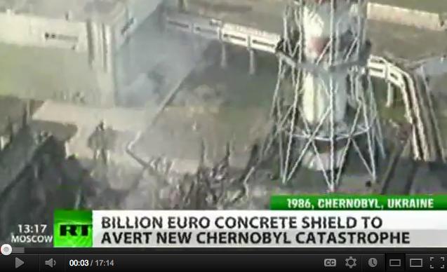 Tsjernobyl YouTube