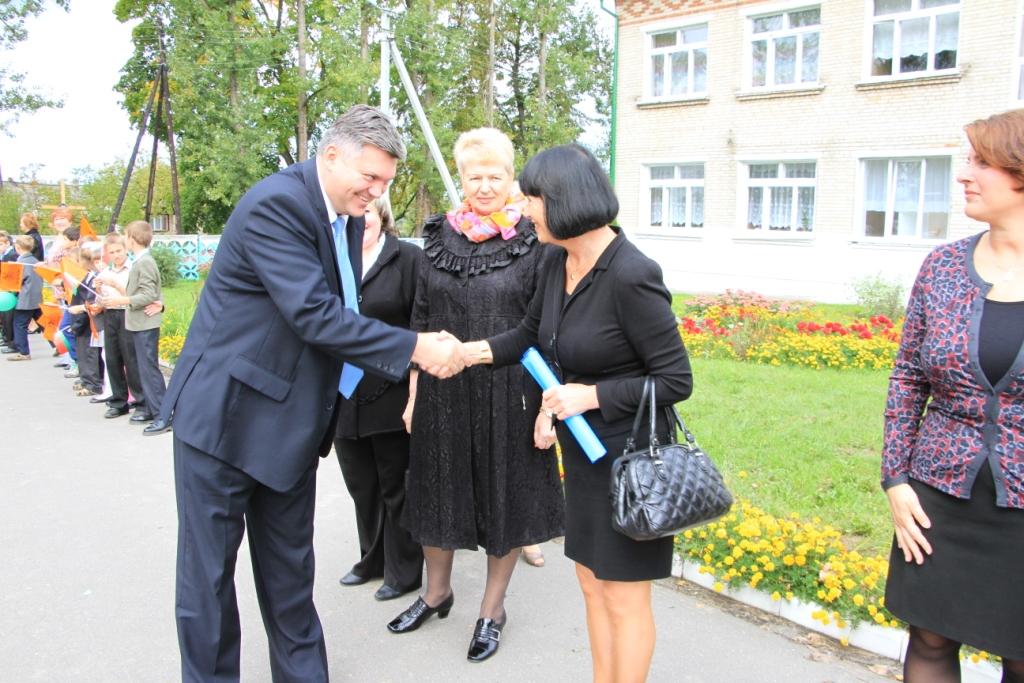 Weeshuizen Belarus Oorkonde van dankbaarheid 2013-10-01