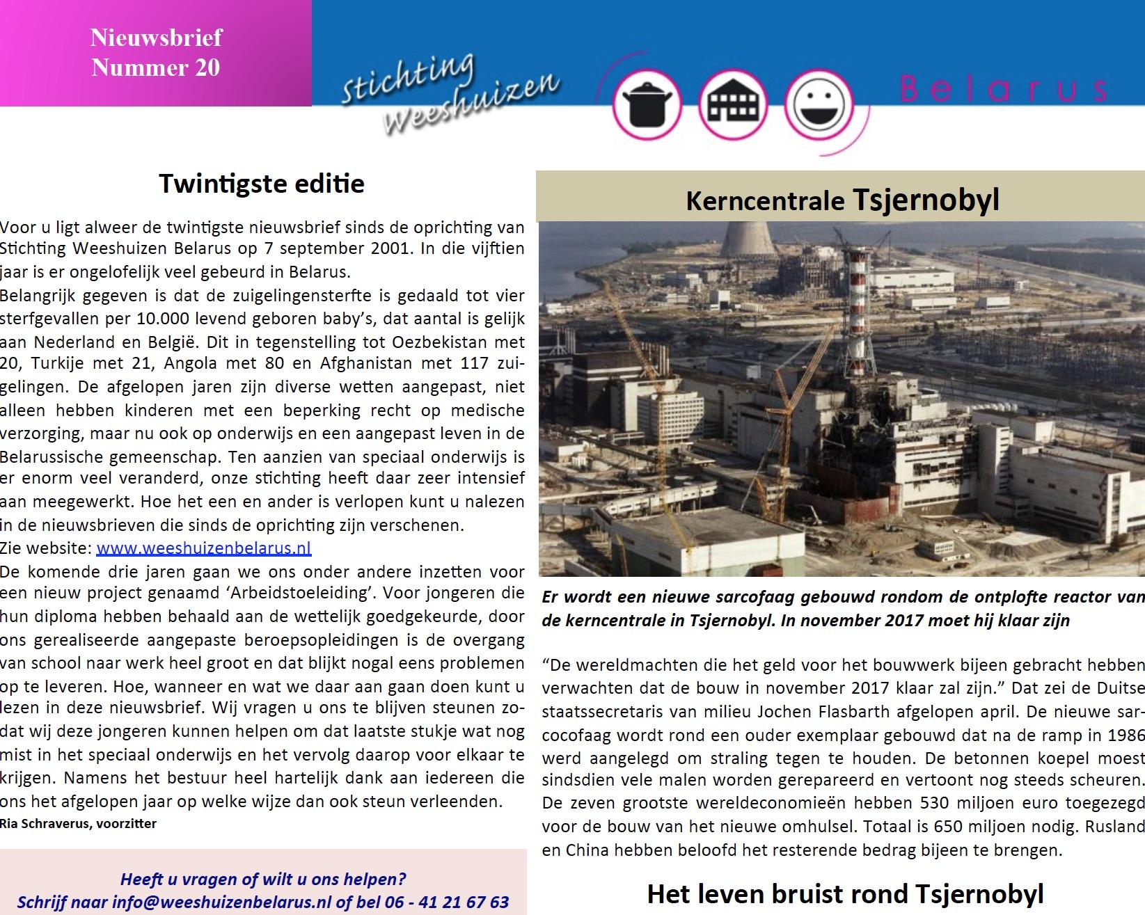 Weeshuizen-Belarus krant 2015 nr 20